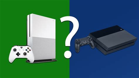 ps4 console vs xbox one xbox one s vs ps4 neo what we so far neurogadget