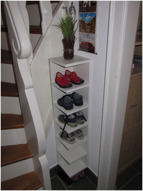 15 storage ideas and shoe organizers for 15 clever narrow and vertical shoe storage ideas