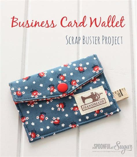 How To Make Money Selling Gift Cards - 55 sewing projects to make and sell craft business card wallet and simple gifts