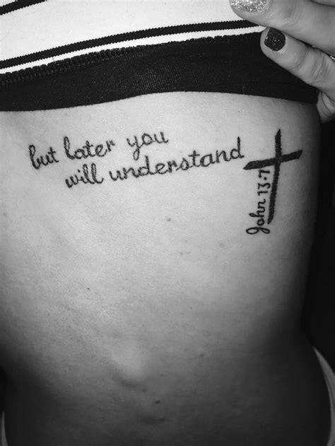 cross tattoo with bible verse best 25 bible verse tattoos ideas on verse