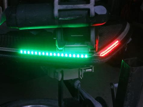 Led Boat Running Lights by Acquire Led And Navigation Lights For Better Visibility
