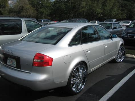 Audi A6 Modification Parts by Jabu03 2001 Audi A6 Specs Photos Modification Info At