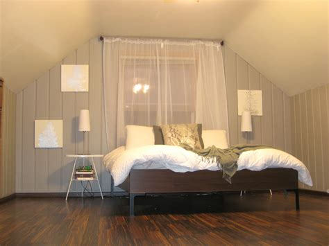 Cool Bedrooms remodelaholic painting over knotty pine paneling
