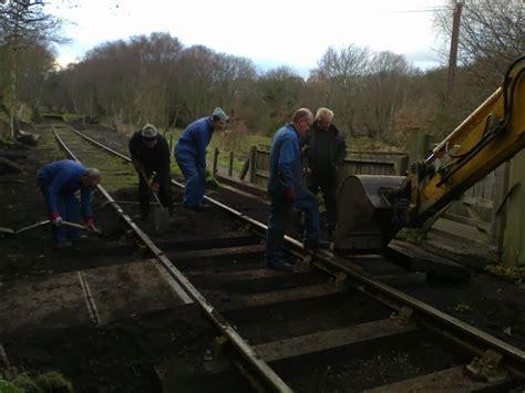 Trackwork Sleepers by Tanfield Railway Tuesday Trackwork
