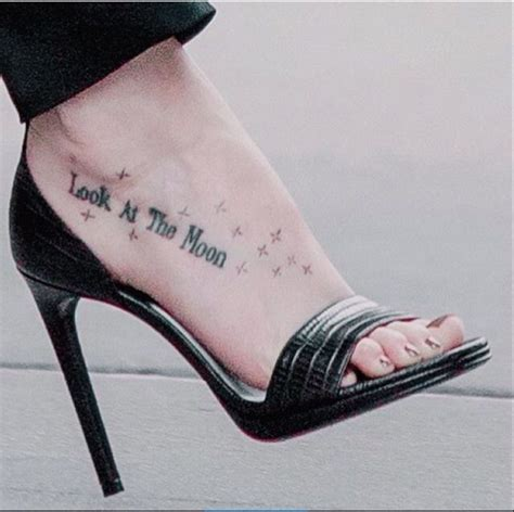 dakota johnson tattoos dakota johnson tattoos placement this
