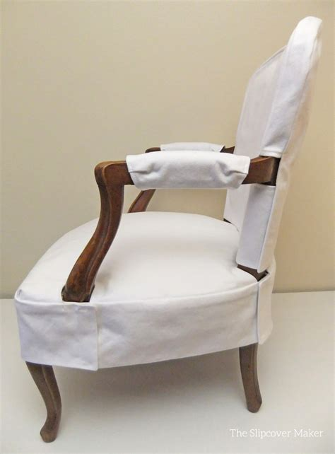 white armchair slipcover armchair slipcovers the slipcover maker