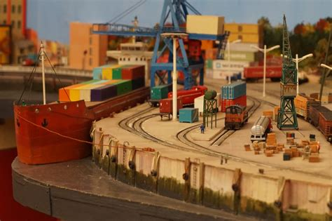 boat yard layout wrightsville port n scale waterfront layout