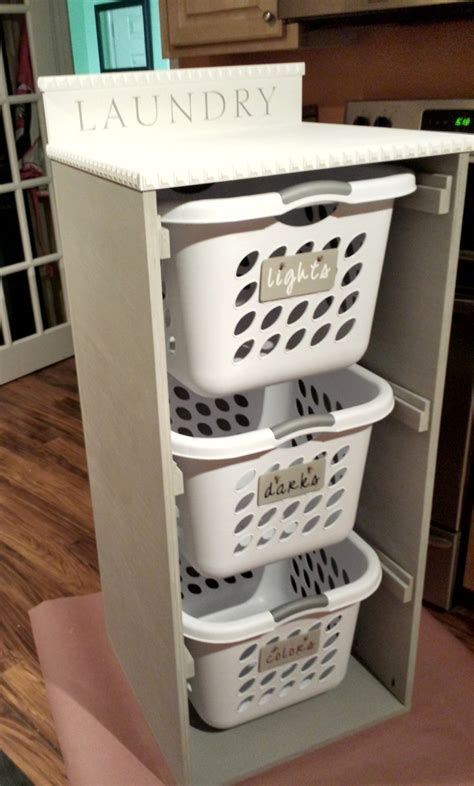 ana white brook laundry basket dresser diy projects