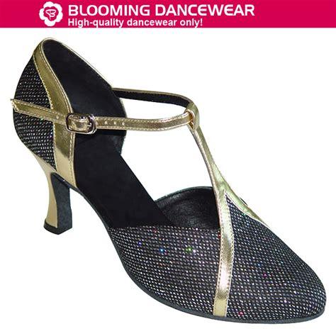 Sepatu Balet Modern kulit tunggal malam sepatu tari modern sepatu dansa id