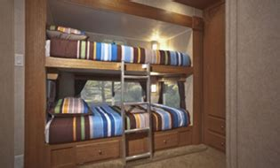 outback cers floor plans 5th wheel cers with bunk beds 2013 keystone passport