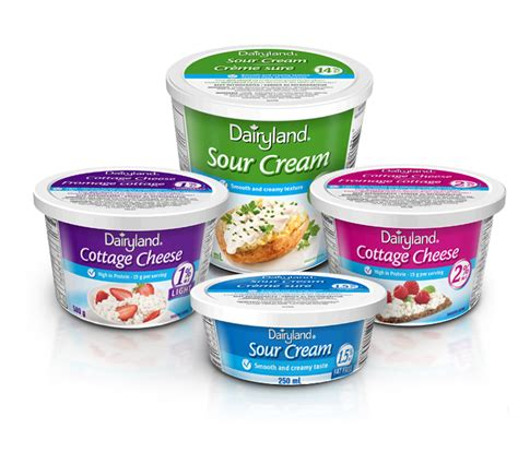 Dairyland Curd Cottage Cheese by Smartsource Ca Dairyland Cottage Cheese Or Sour
