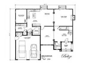 contractor house plans construction home house plans simple small house floor