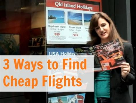 3 ways to find cheap flights and travel for less natalie sisson s the suitcase entrepreneur