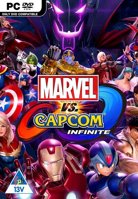 Murah Ps4 Marvel Vs Capcom Infinite Reg 2 marvel vs capcom infinite pc for sale at awx