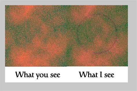 deutan color blindness deutan color blindness mild color blindness test eye