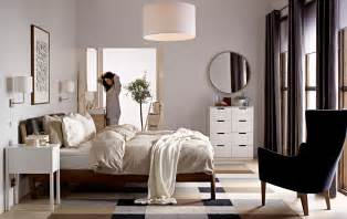 Ikea White Bedroom Range The Bedroom That S A Spa For Your Senses