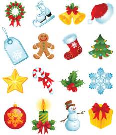 christmas ornament elements vector vector graphics blog