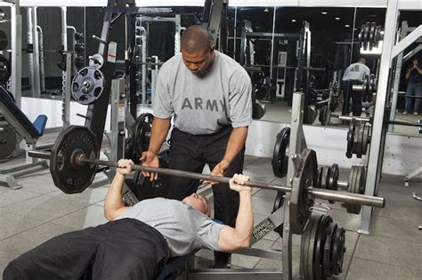 bench pressing without a spotter what are forced reps should you do them