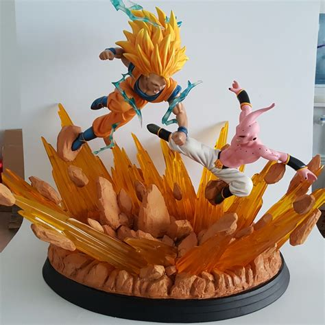 figure vs figurine aliexpress buy z figures goku vs buu