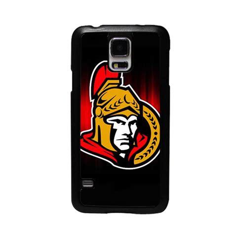 Casing Samsung S5 Optimus 4 Custom Hardcase Cover ottawa senators logo nhl hockey team custom cover