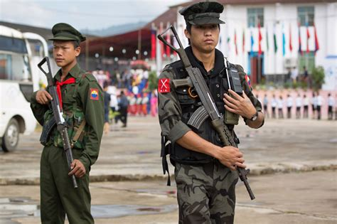 Army Kia Kachin Forces Report Two Dead In Renewed Fighting With
