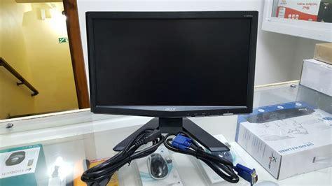 Monitor Acer X163w monitor acer lcd 15 6 polegadas mod x163w r 200 00 em