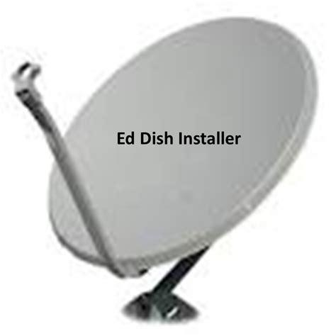 Dish Installer ed dish installer