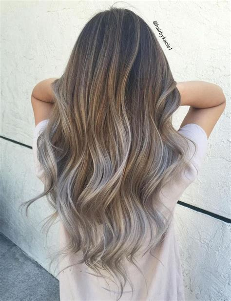 does hair look like ombre when highlights growing out 25 best light brown ombre ideas on pinterest