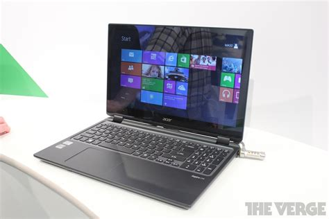 Laptop Acer V5 14 Inch aspire v5 touch 14 inch acer the verge