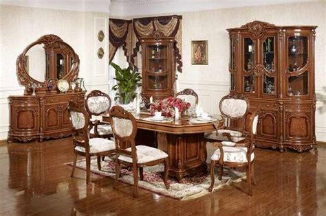 selling dining room set sell classic furniture dining room set id 8844351 from
