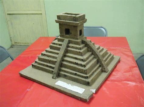 imagenes de maquetas mayas taller de historia 2011