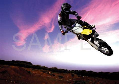 Poster Trail Bike Stunt S05 motocross dirt bike stunt a3 poster print amk1480 ebay
