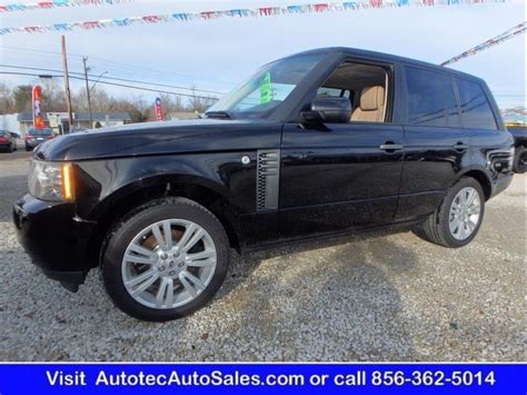 used range rover for sale in nj land rover range rover for sale in vineland nj