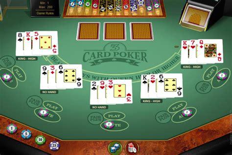 card poker rules   play  card poker  win