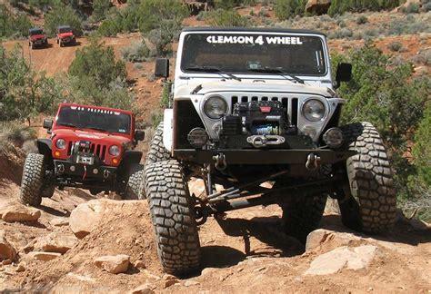 Rock Crawling Jeep Warn Rock Crawler Front Bumpers For Jeep Tj Lj Cj