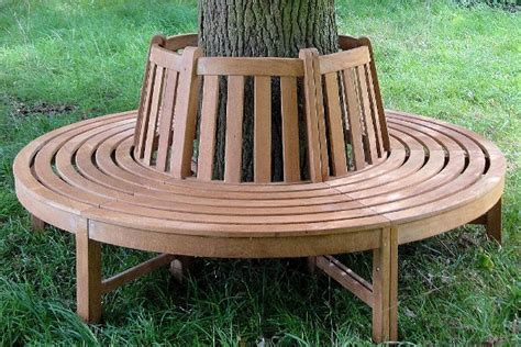 around tree bench garden benches to enhance your outdoor space