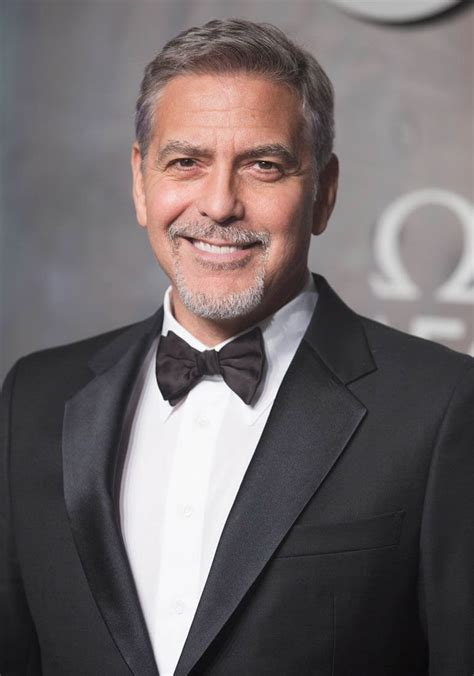george the george clooney looks sharp at omega anniversary event