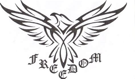 tattoo eagle tribal eagle tattoo designs tribal eagle tattoo picture by