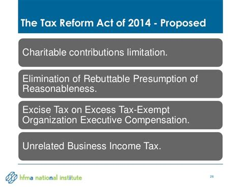 section 10 26 of income tax act healthcare industry tax update 2014