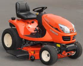 kubota gr2120 lawn and garden tractor 21hp diesel engine