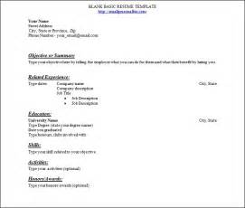 How To Write A Resume For Dummies by Sle Resume For Beginners Experience Resumes