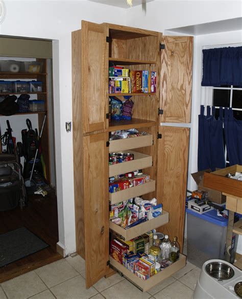 pantry cabinet how to build a pantry cabinet with