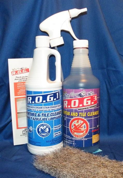 rog bathtub cleaner 100 ideas to try about other uses for rog company safety and it works