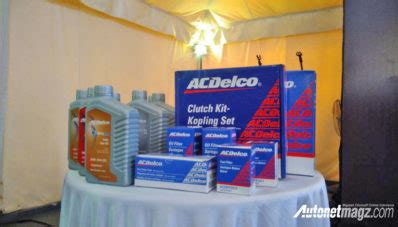 Filter Udara Chevrolet Colorado 25cc ac delco suku cadang kendaraan terjangkau dari general motors