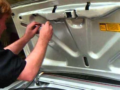 install  trunk light    camaro