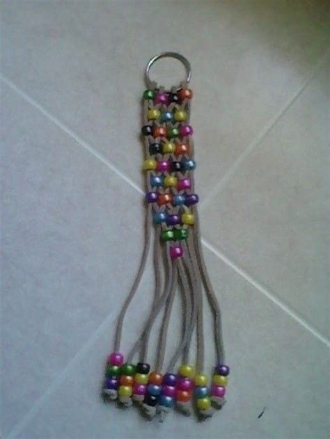 25 best ideas about key chain craft on tassel