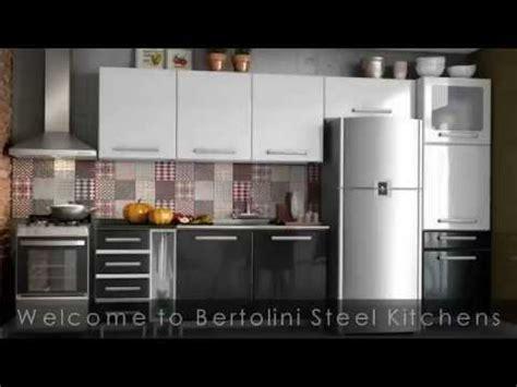 Bertolini Steel Kitchens by Bertolini Steel Kitchens 1
