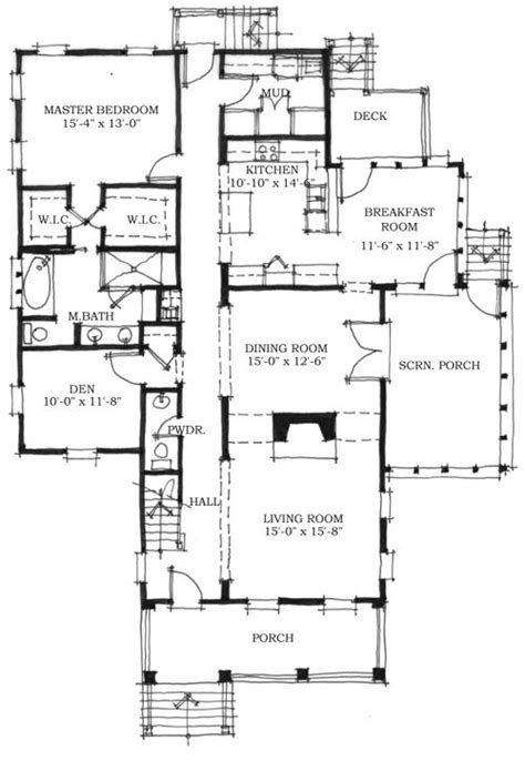 historic southern house plans historic southern house plan 73720