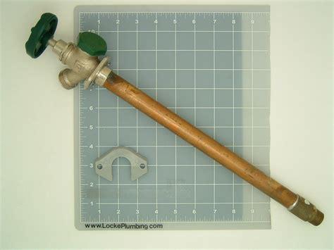 Vacuum Breaker Outdoor Faucet by Arrowhead Brass 426bfp12 12 Inch Free Faucet With Vacuum Breaker Locke Plumbing