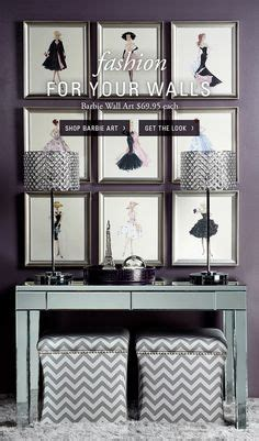 Fashion Wall Decor by 1000 Images About Style Fashion Inspired Room On
